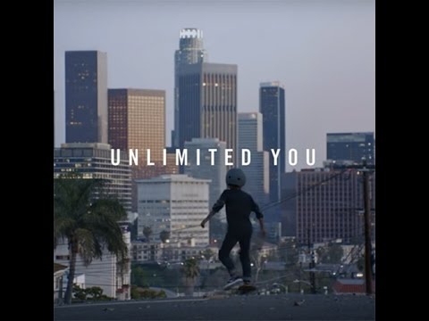 nike: unlimited you