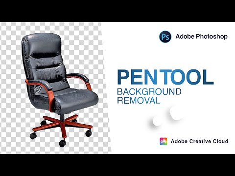 How to Remove Background with Pen tool I Photoshop 2021 I Vector Mask Tutorial I Mastering Photoshop
