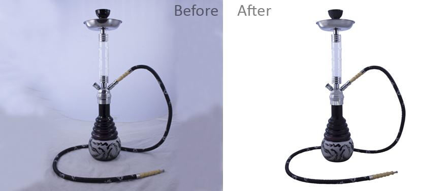 Image hose in photoshop