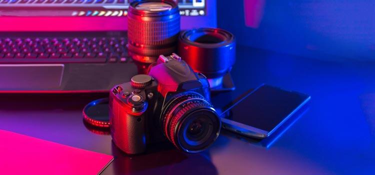 Digital Photography And Photo Editing