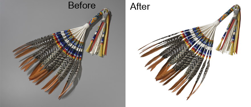 Complex Clipping Path Service