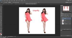 Photoshop Liquefy