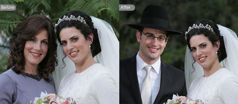 Photograph Culling - Wedding Photo Retouching