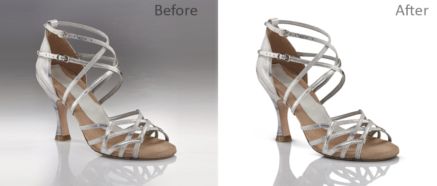 Photo Enhancement Service for Ecommerce Product Photos