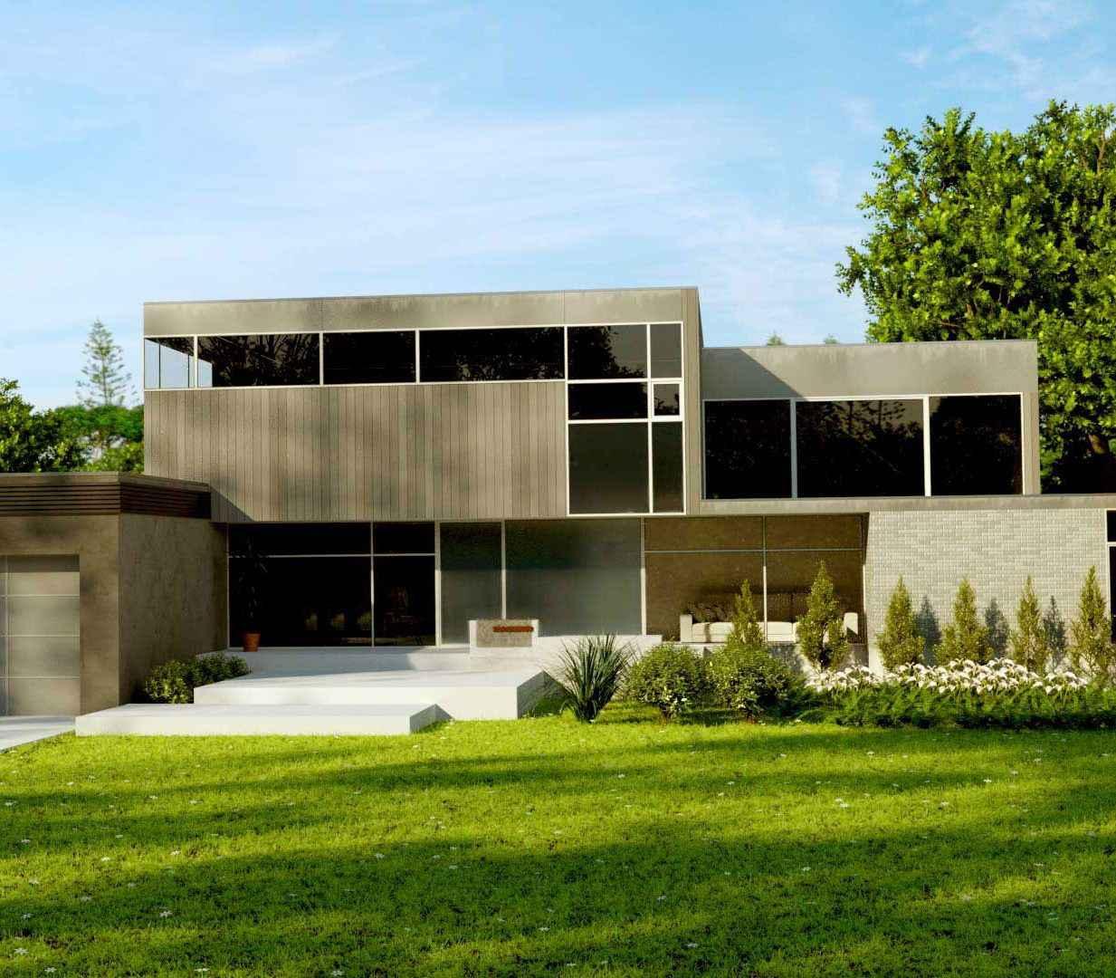 3D Exterior Design