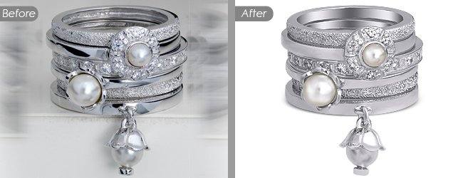 Jewelry Photo Enhancement