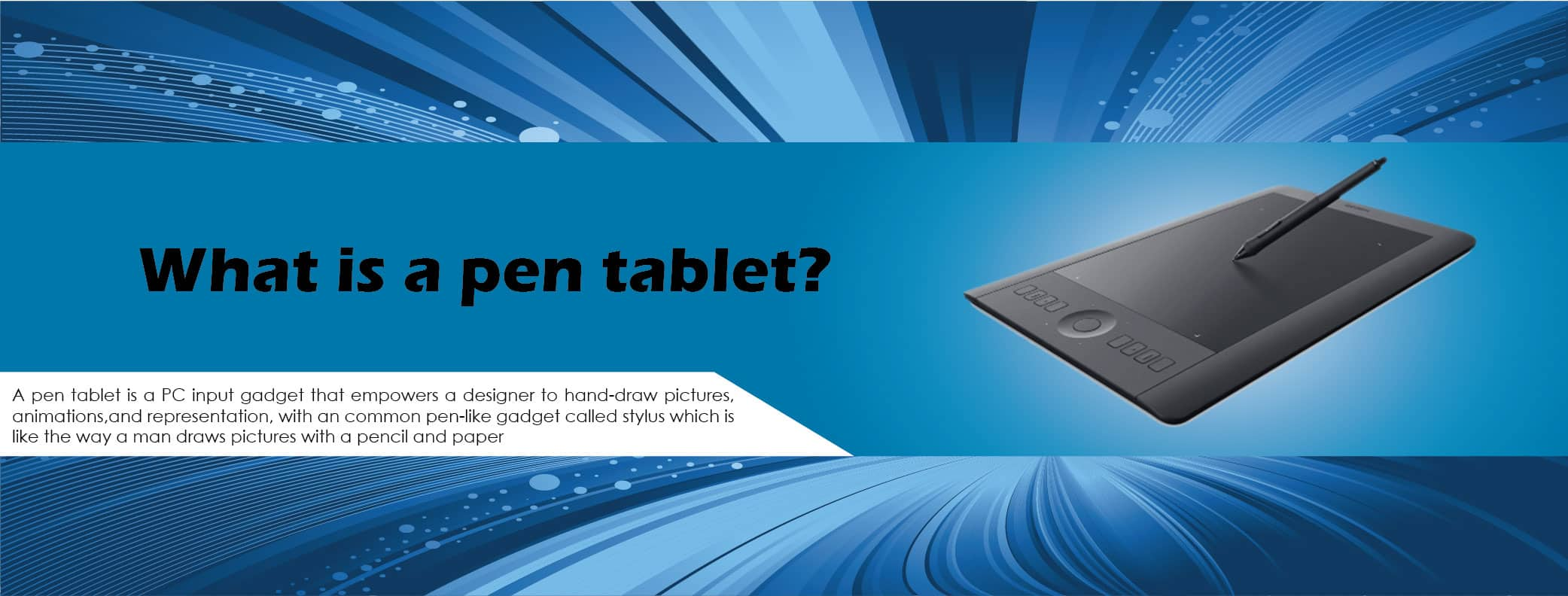 What is a pen tablet-01