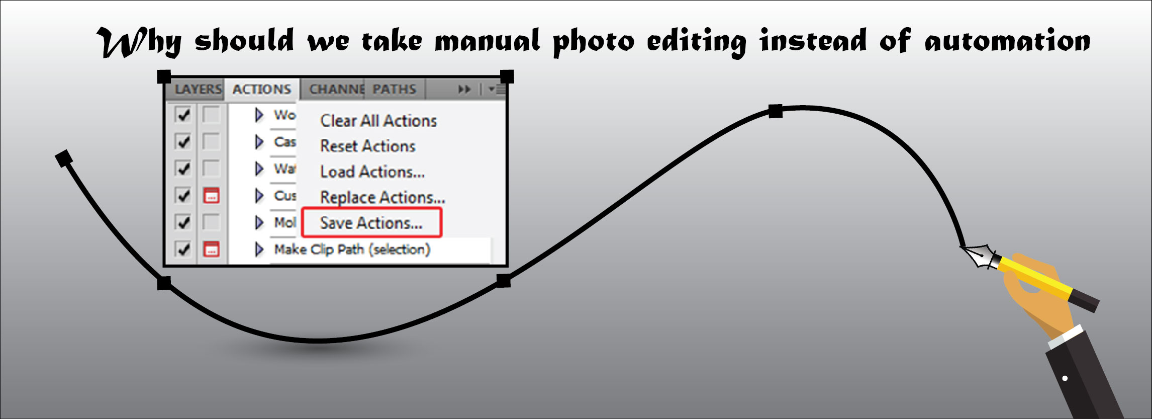 Why should we take manual photo editing instead of automation-01