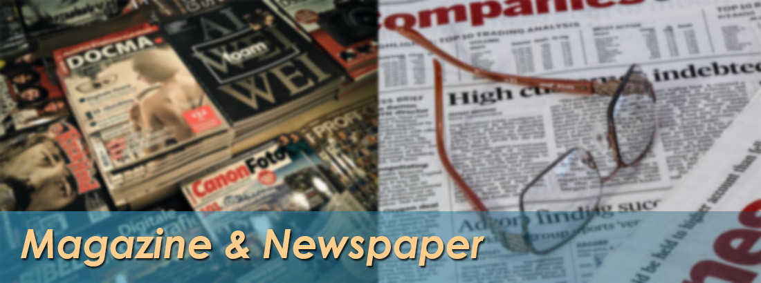 Magazine & Newspaper