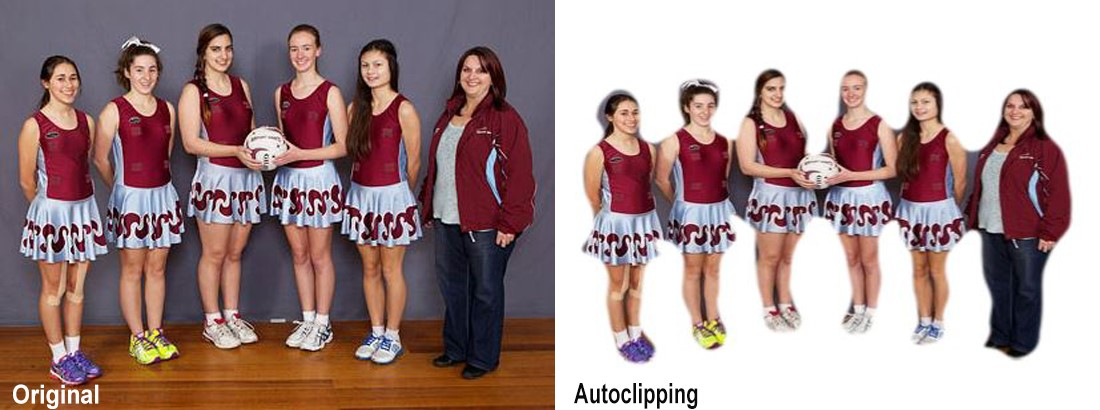 Autoclipping 4