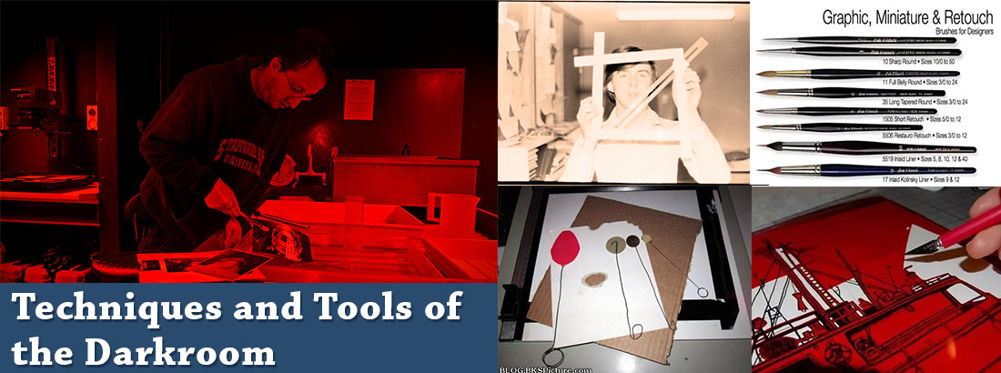 Techniques and Tools of the Darkroom