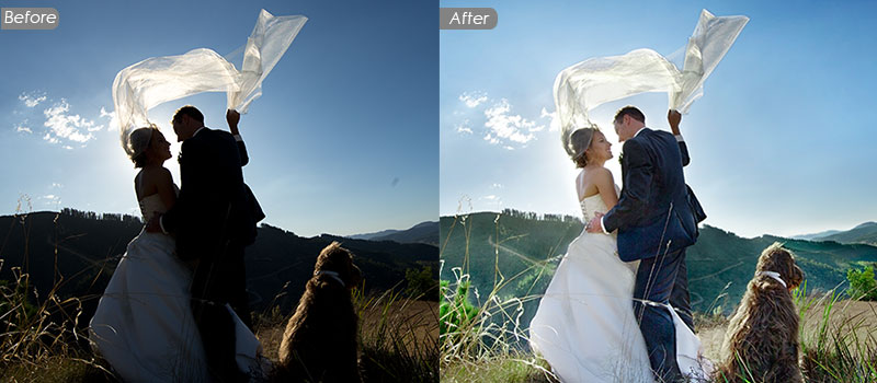 Photoshop Color Correction & Photo Enhancement Service