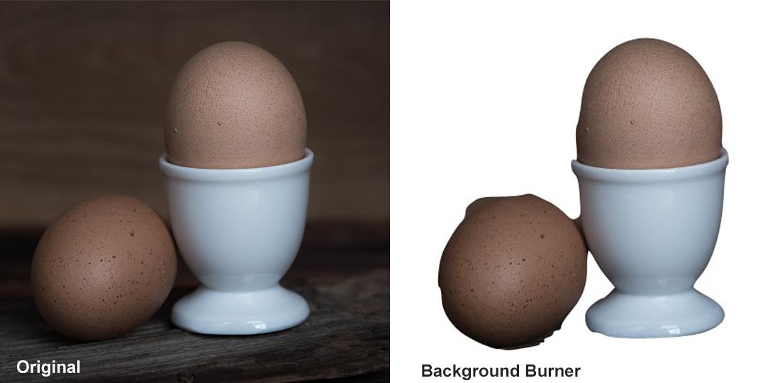 burner bonanza_simple shape