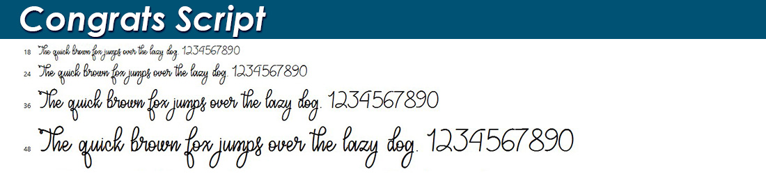50 best free cursive fonts for the graphic designers congrats script font graphic designers can take this cursive fonts to design various cards especially the invitation cards like birthday card wedding card bookmarktalkfo Choice Image