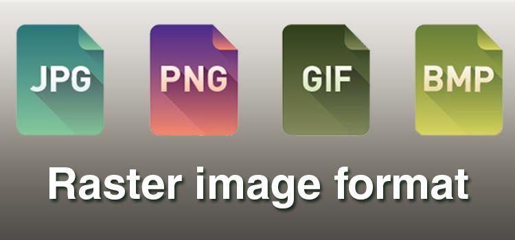 Raster image format