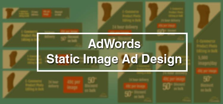 AdWords Static Image Ad Design