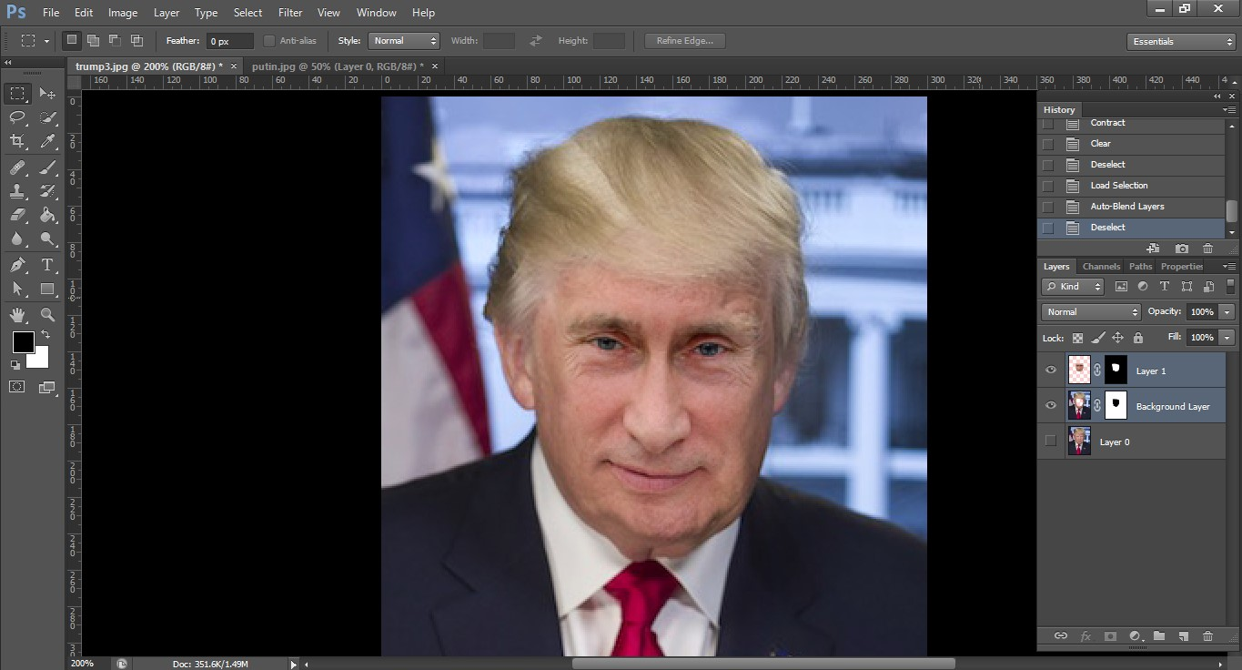 How to Swap Faces in Photoshop – Face Morphing Tutorial   CEI