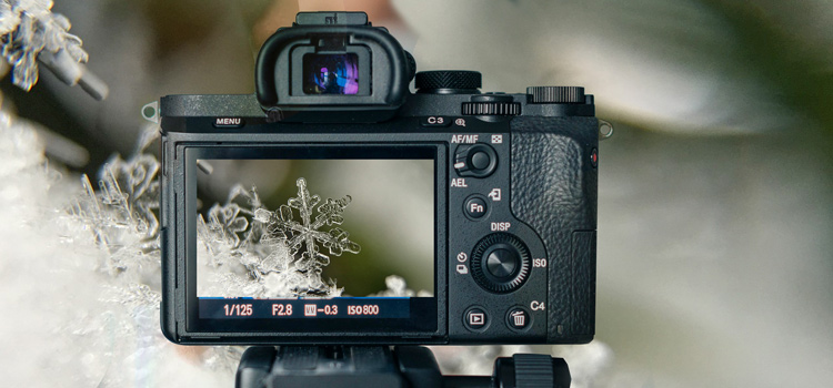 How to Shoot Snowflake Macro Photos