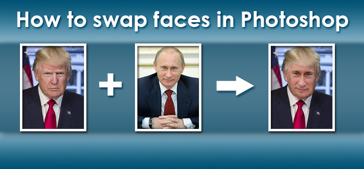 How to Swap Faces in Photoshop – Face Morphing Tutorial | CEI
