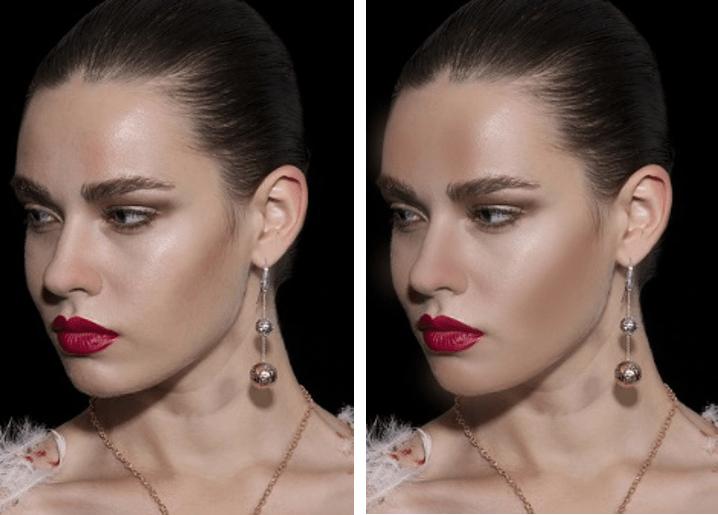 7 Free Portrait Retouching Photoshop Action | Color Experts
