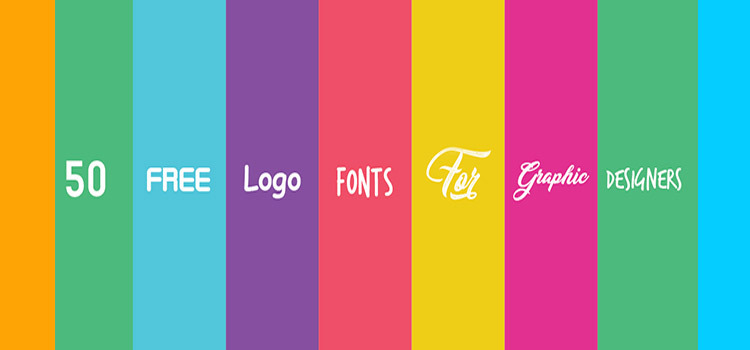 Free Logo Fonts For The Graphic Designers