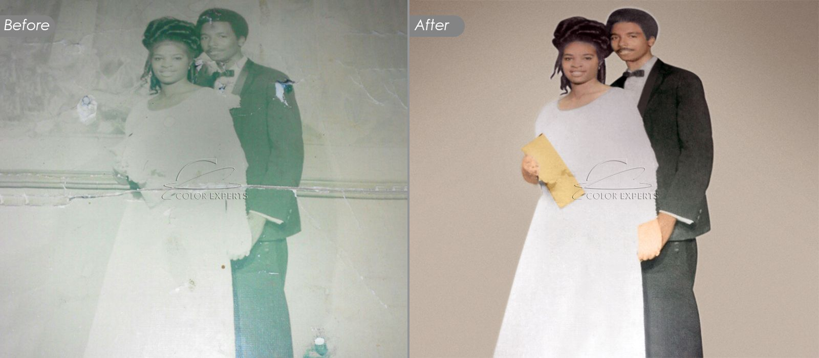 Photo color Restoration