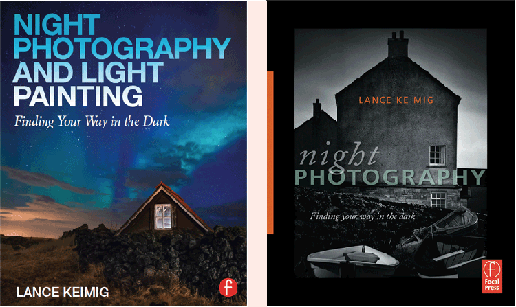 Night Photography and Light Painting