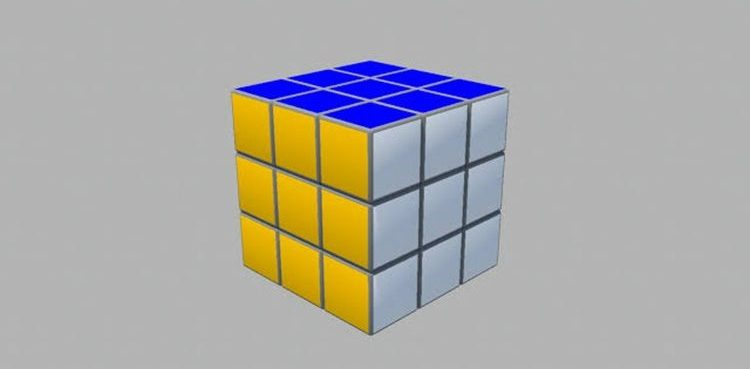 Simple 3D object