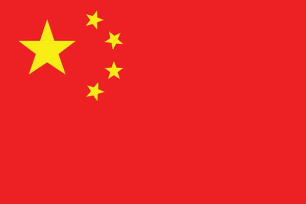 China Flags