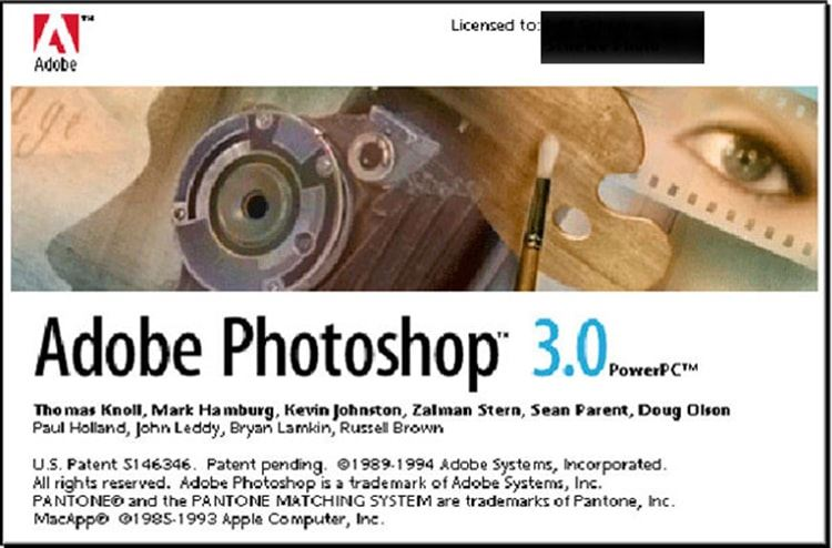 Adobe Photoshop 3.0