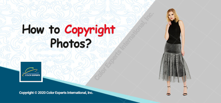 Banner on Copyrighting Photos