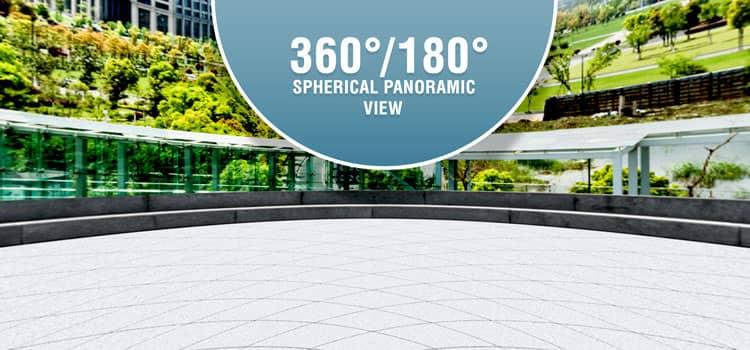 360 Spherical Panoramic View