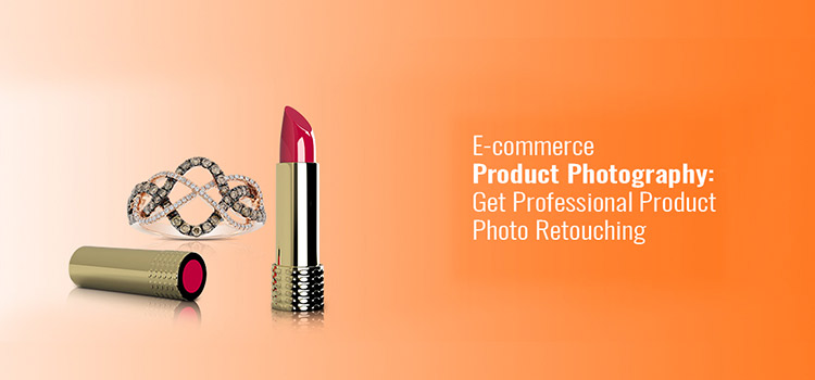 Ecommerce product photography