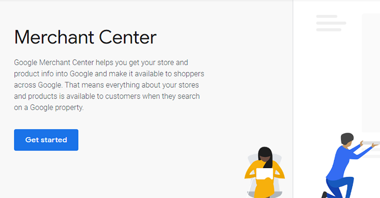 Google Shopping- Merchant Account