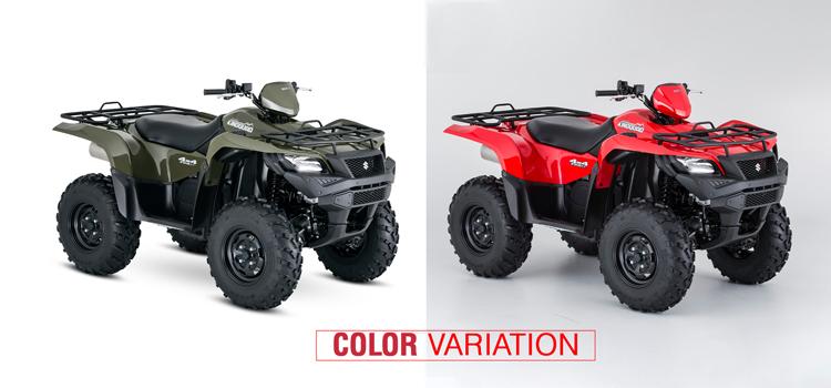 color-variation