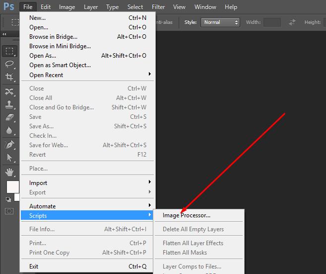 Batch Edit- Scripts