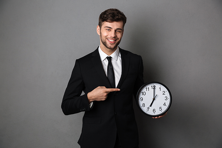 Show Punctuality and Sincerity